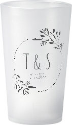 gobelet Mariage-Initiales-TS
